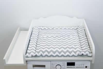 Wickelbrett für Waschmaschienen